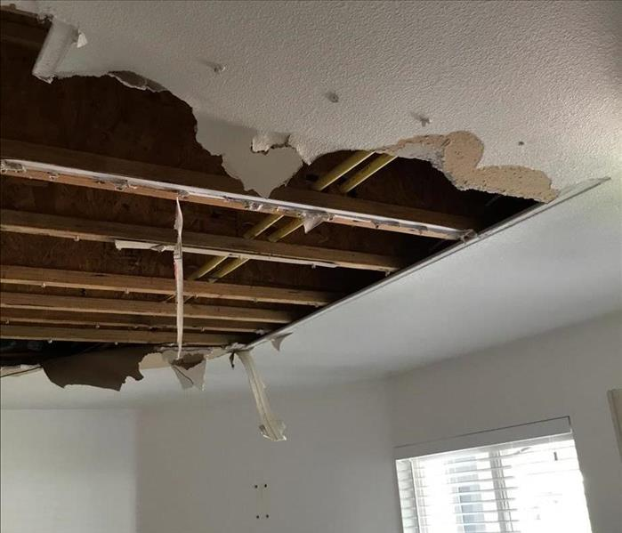Storm Damage Stop Water Damage Cold