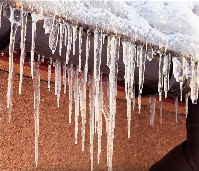 Why SERVPRO 3 Solutions for Ice Dams