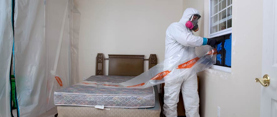 Thornton, CO biohazard cleaning
